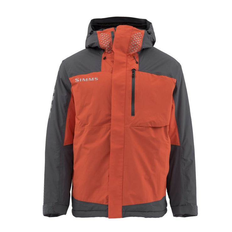 Simms Challenger Insulated Jacket Flame Orange