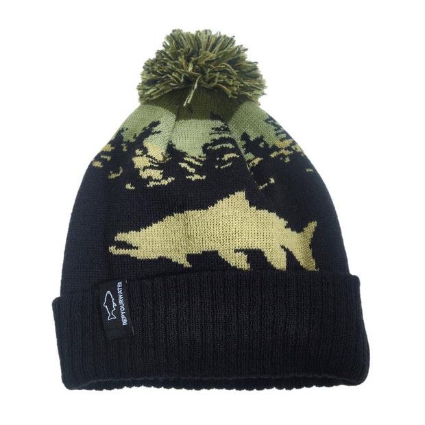 Rep Your Water Dark Water Knit Hat