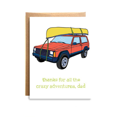 Compass Paper Co Father's Day Cards