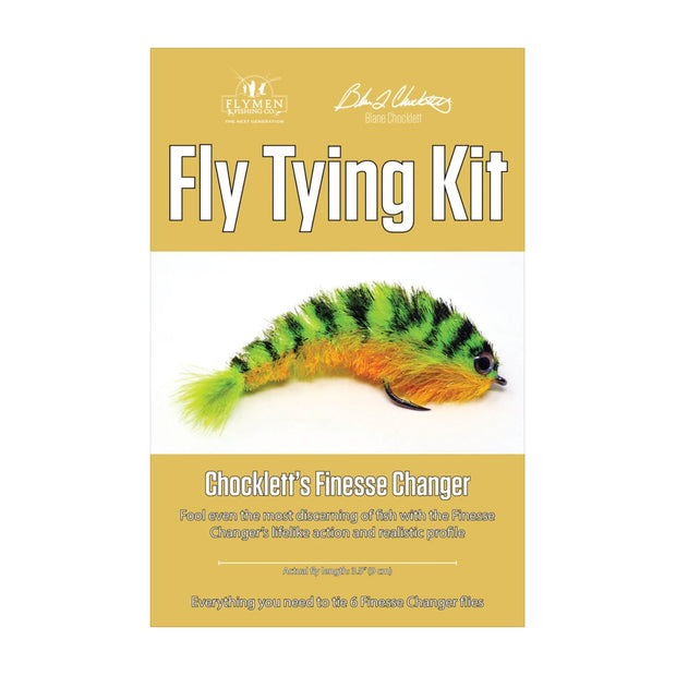 Fly Tying Kit - Finesse Game Changer