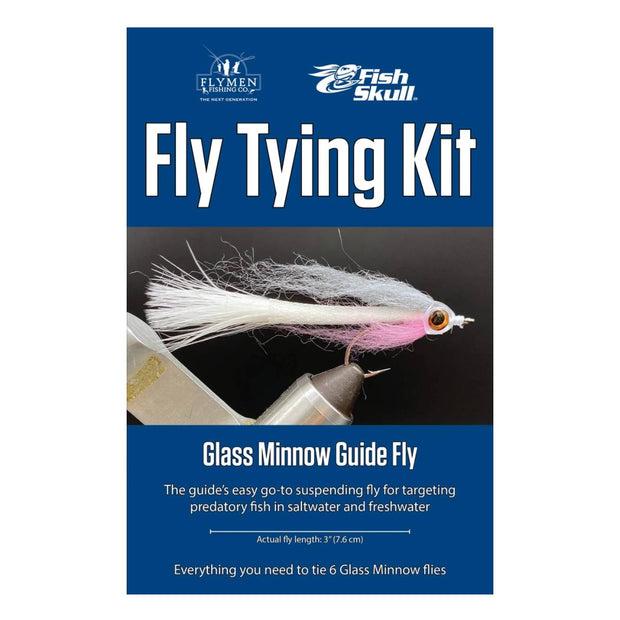 Fly Tying Kit - Glass Minnow