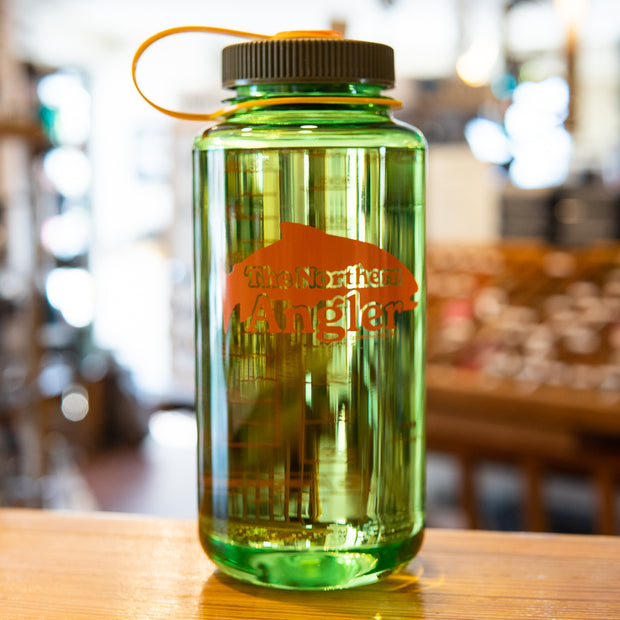 Northern Angler Nalgene Water Bottle Green