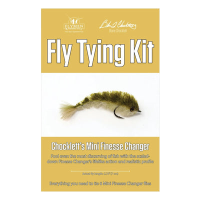 Fly Tying Kit - Mini Finesse Game Changer