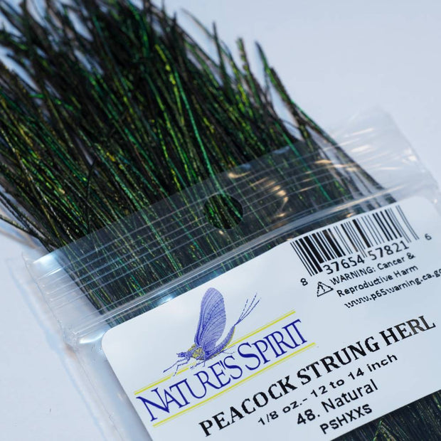 Nature's Spirit Select Peacock Strung Herl