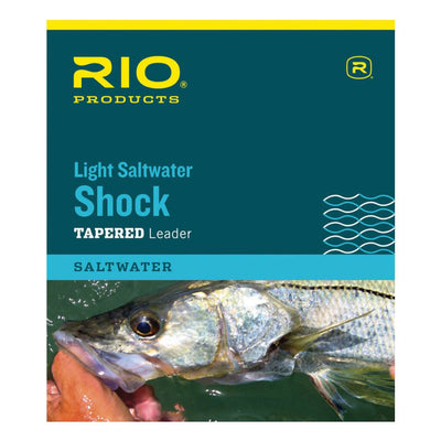 RIO Light Saltwater Shock Leaders