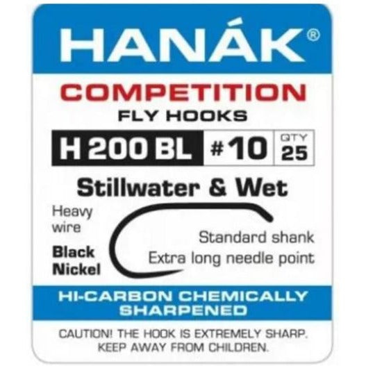 Hanak H-200-BL Stillwater & Wet