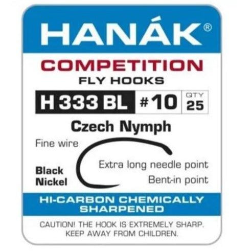 Hanak H-333-BL Czech Nymph
