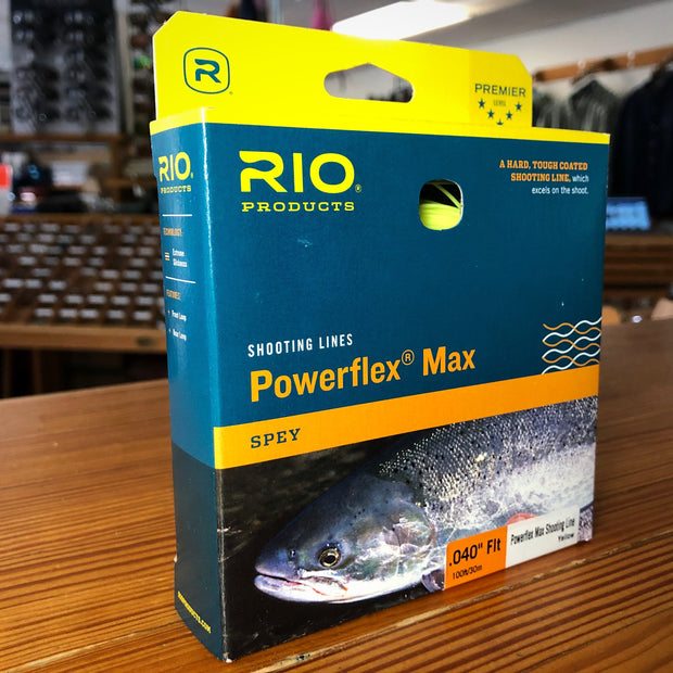 RIO Powerflex Max Shooting Line