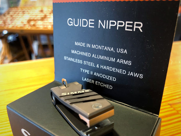 Simms Guide Nipper