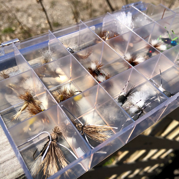 Myran Compartment Fly Boxes
