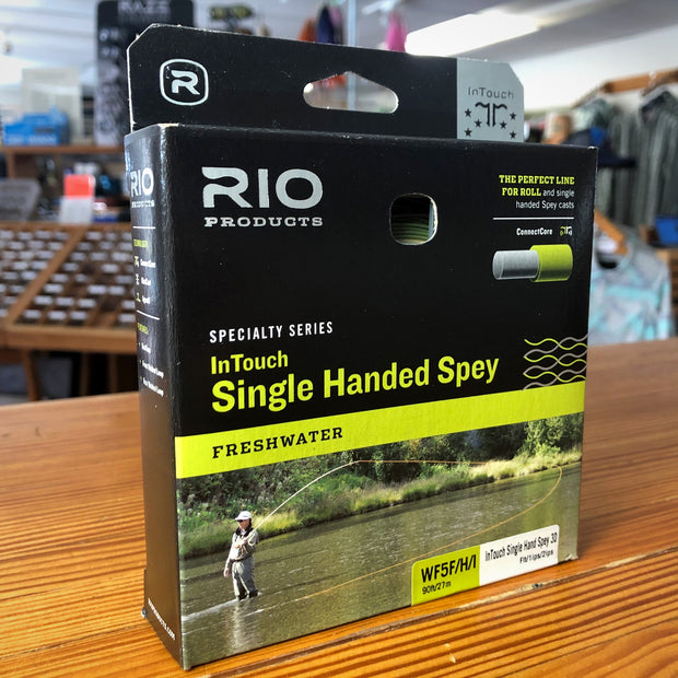 RIO InTouch Single Handed Spey 3D