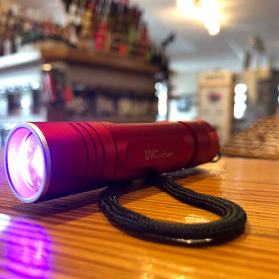 UV Craft Torch Light