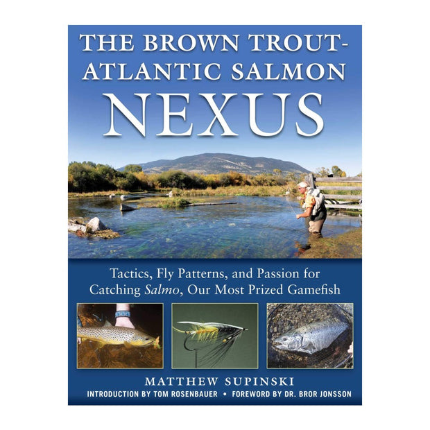 The Brown Trout-Atlantic Salmon Nexus