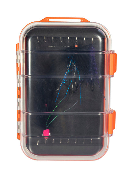 Waterproof Articulated Fly Box