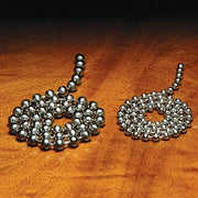 Stainless Steel Beadchain Eyes
