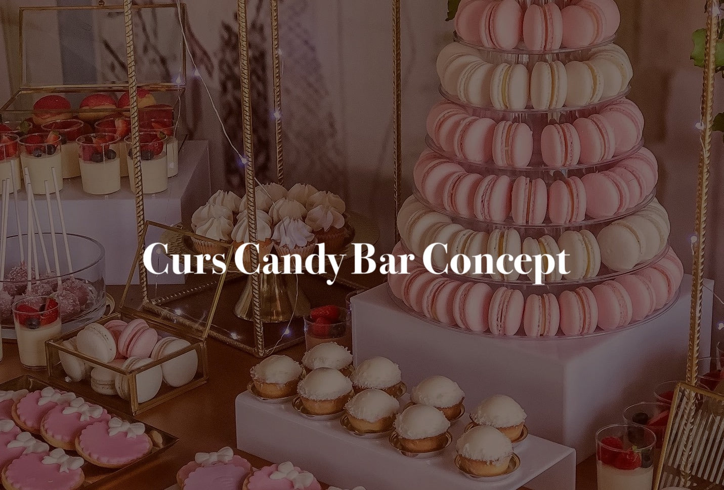 Curs Candy Bar Concept