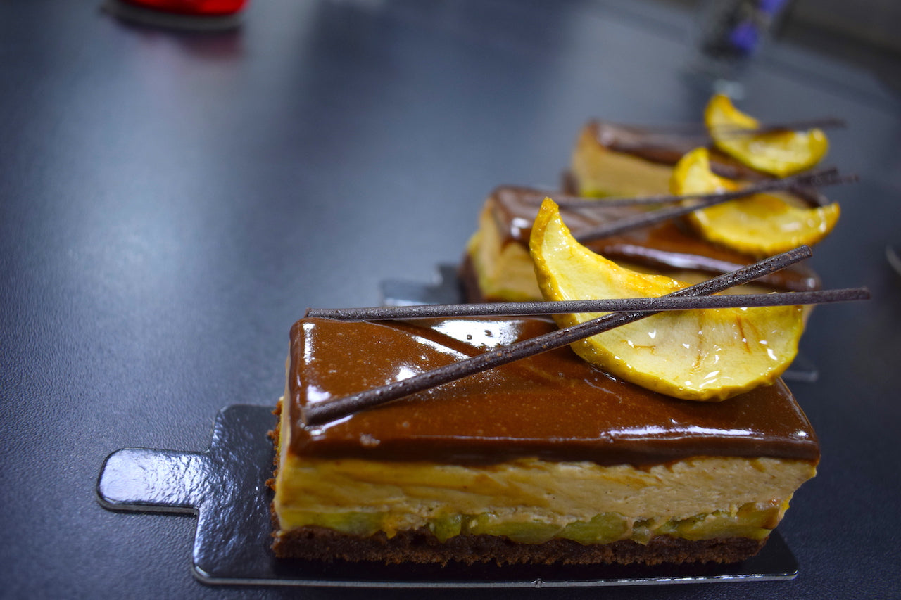 Signature Entremets by Mirela Cata, Curs Cofetarie Moderna