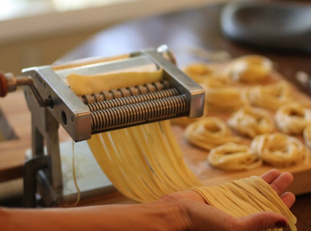 HomeMade Pasta by Chef Marian Zancianu