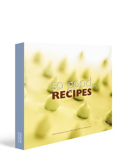 So Good Recipes 1