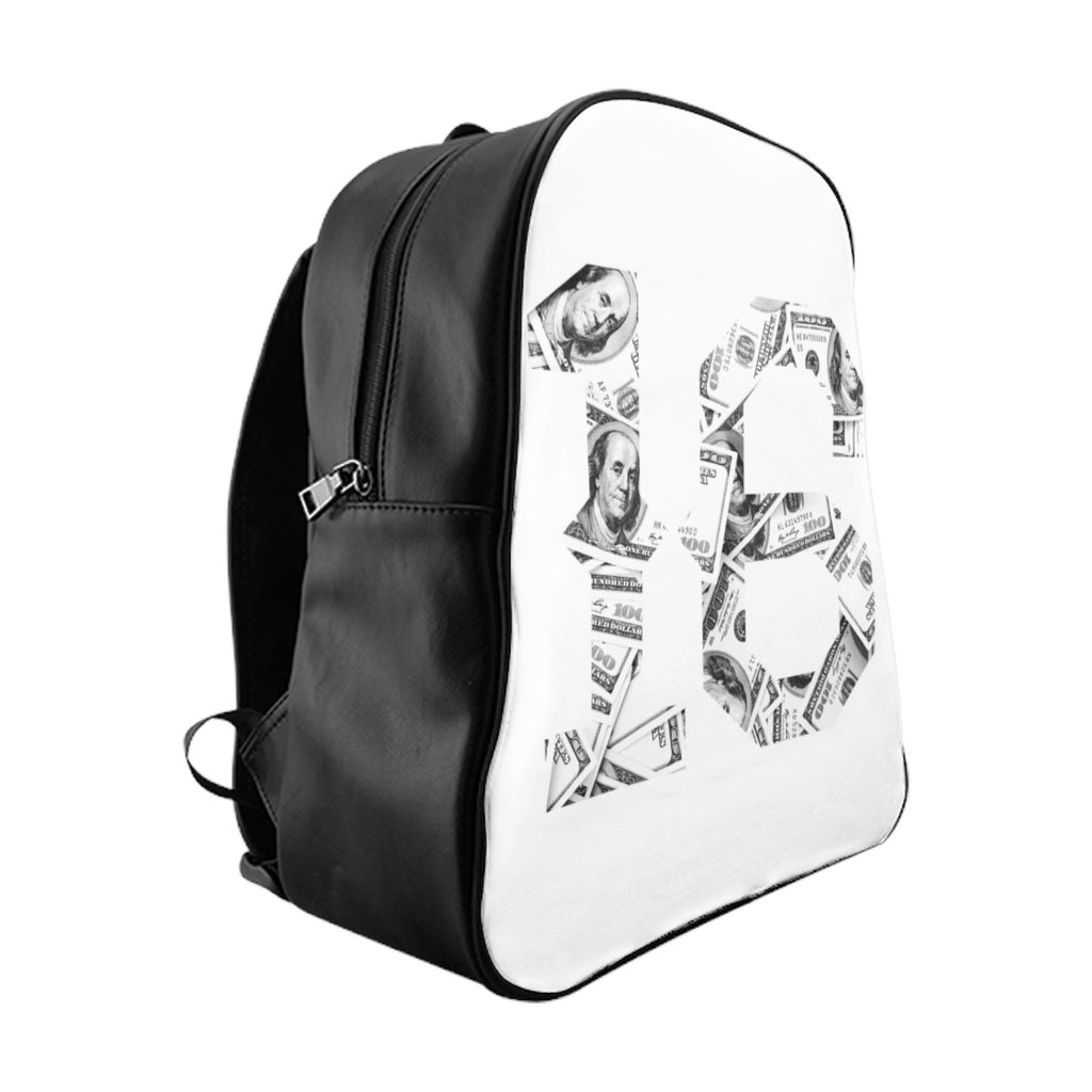 Jamie Ray - 16 - School Backpack