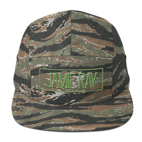 Five Panel Jamie Ray Cap
