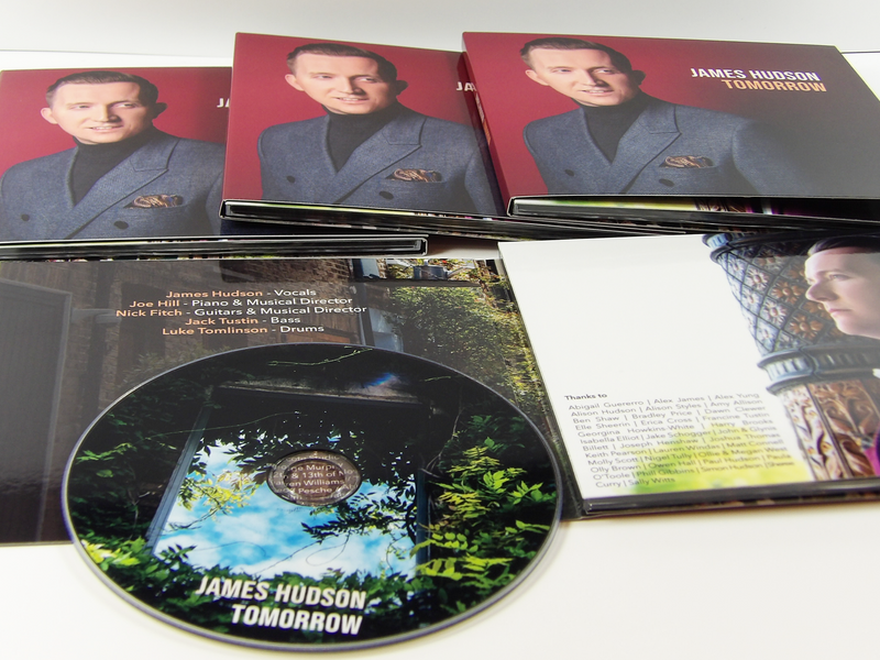 CD + 6 Panel Digipack