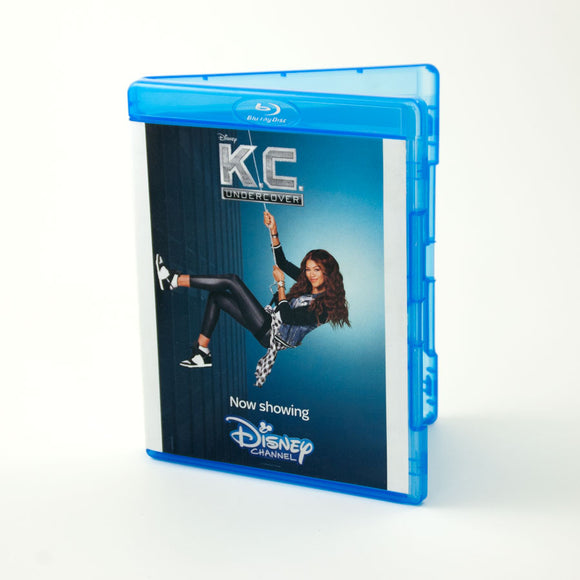 Blu-ray + BD Case