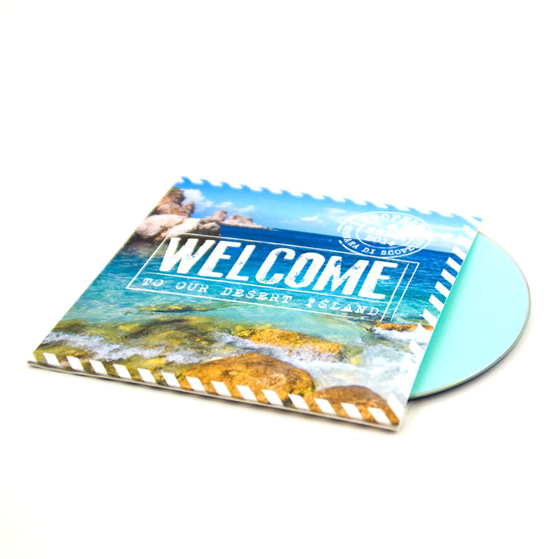 CD + Card Wallet