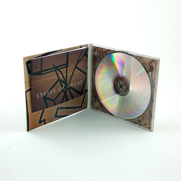 CD Digipack - 4 Panel + 1 Tray + Slit Pocket