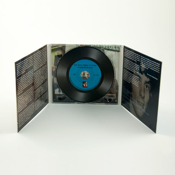 CD Digipack - 6 Panel + 1 Tray