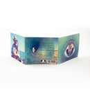 CD Digipack - 6 Panel + 1 Tray + Tunnel Pocket + Slit Pocket