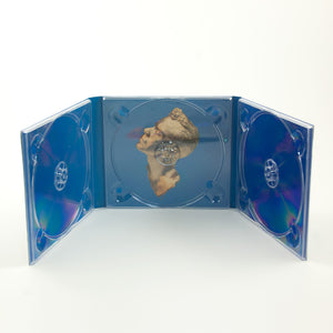 CD Digipack - 6 Panel + 3 Trays