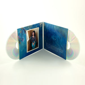 CD + 4 Panel Digisleeve + Booklet