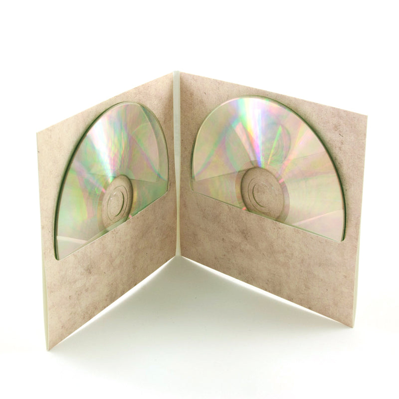 CD + 4 Panel Digifile + Booklet