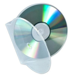 CD, DVD or Blu-ray + C-Shell Case