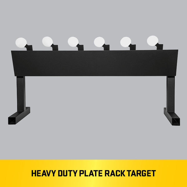 Heavy Duty Plate Rack