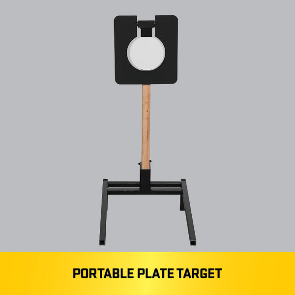 Portable Single Plate Target