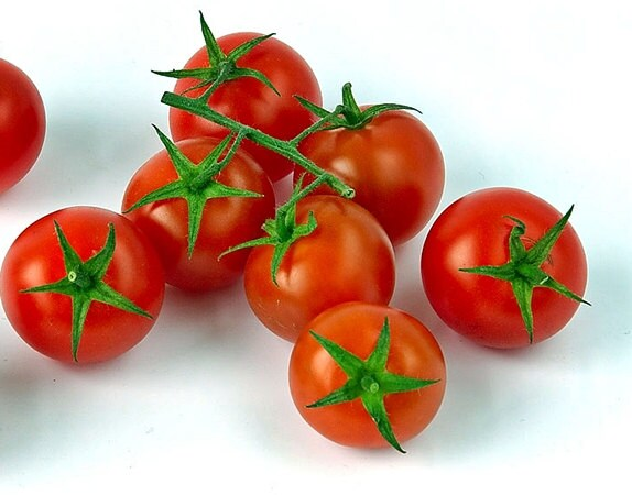 Red Cherry Tomato Heirloom Garden Seed Non-GMO 30+ Seed Super Sweet Early