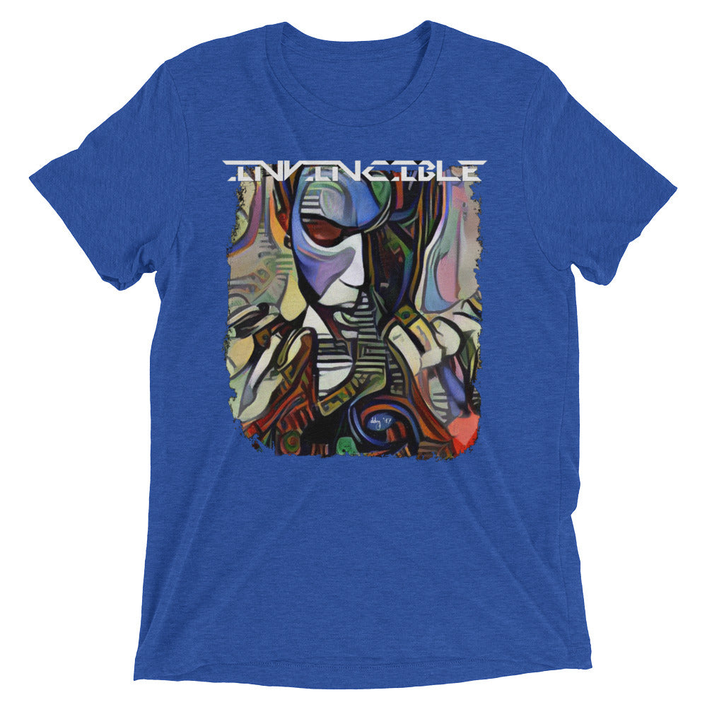 Invincible  RockArt™ Short Sleeve T-Shirt (Unisex)
