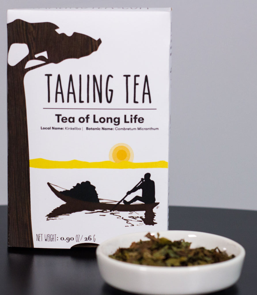 Tea of Long Life box