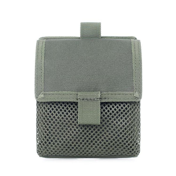 Compact MOLLE Net Pouch - SkullVibe