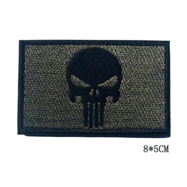 Morale Patch Series - 1 - SkullVibe