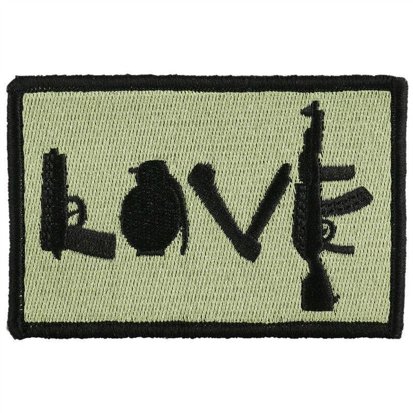 Tactical Love Arms Morale Patch