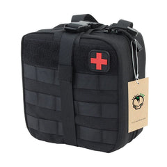 Tactical First Aid Pouch - SkullVibe