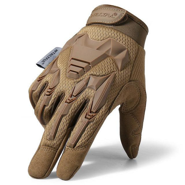 Tactical Indestructible Gloves - SkullVibe