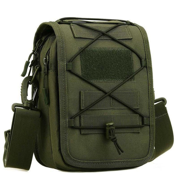 Tactical Military 1000D Messenger Bag - SkullVibe