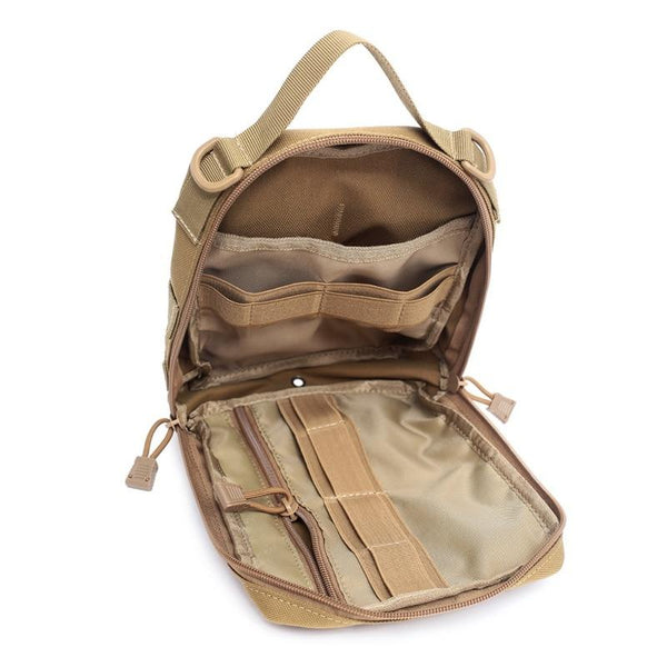 Tactical MOLLE Accessory Pouch - SkullVibe