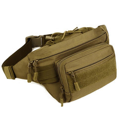 Tactical Molle Waist Bag - SkullVibe