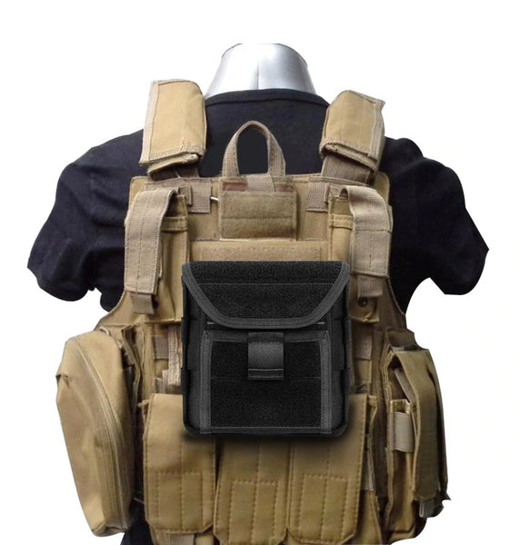Tactical Multi-Functional 1000D Pouch - SkullVibe
