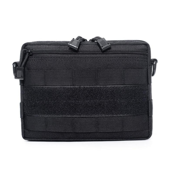 Tactical Outdoor Utility Organizer Mini-Pouch - SkullVibe